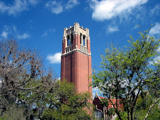 photo of Century Tower at UF